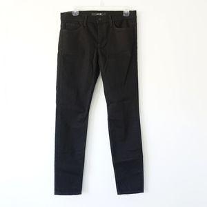 NWT Joe's Jeans Straight Ankle Black Jeans
